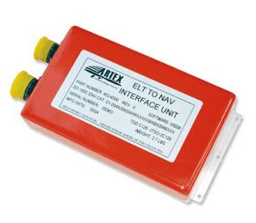 Artex 453-6500 ELT to Nav Interface Main Assembly