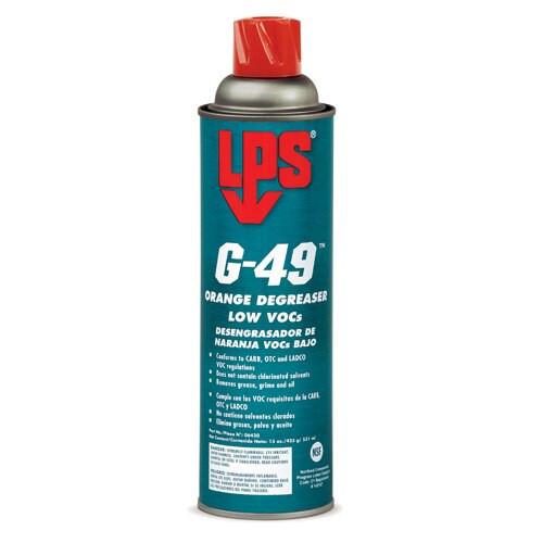 LPS® 05916 BrightCoat Cold Galvanize Corrosion Inhibitor - 16 oz Aerosol Can