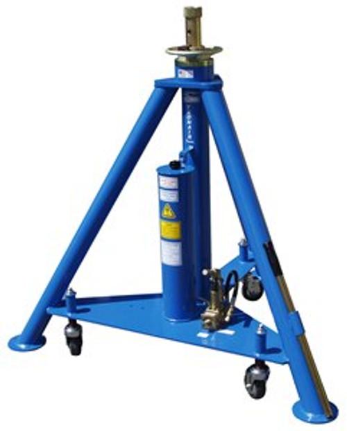 Tronair® 02-1248C0112 Hydraulic Tripod Main Jack (12 ton) (CE)