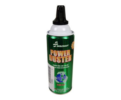 Skilcraft® 0894-010 POWER DUSTER® 152A Compressed Gas Duster - 10 oz Aerosol Can