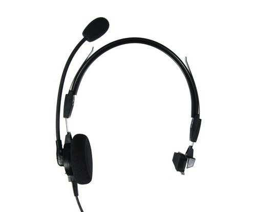 Telex 64300-300 Airman 750 Single-Sided Aviation Headset