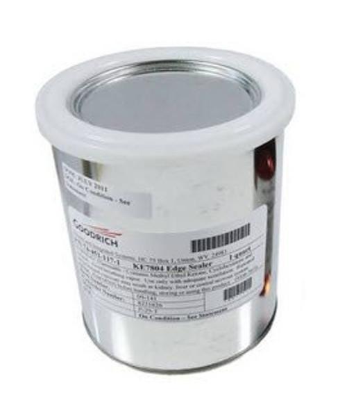 Goodrich 74-451-117-1 Edge Sealer for Black Estane® Pneumatic De-Icers - Quart Can