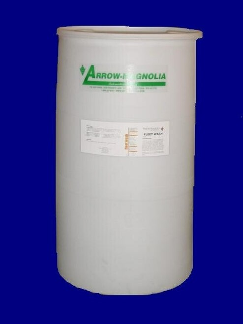 Arrow-Magnolia CD-3340 Fleet Wash Detergent Cleaner - 55 Gallon Drum