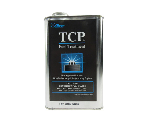 Alcor 73104 TCP Fuel Treatment - Quart Can