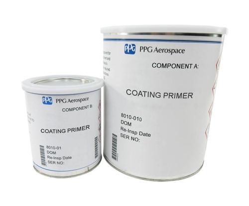 PPG Aerospace® Deft® 99-GY-031 FS#36293 Flat Gray MIL-PRF-85285E Type IV, Class H High Solids Polyurethane Topcoat - Gallon Kit