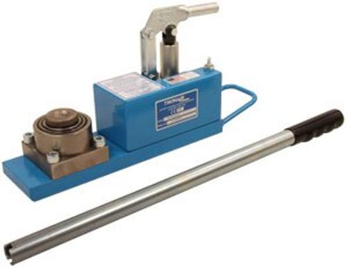 Tronair® 02-7836C0110 Blue 12-Ton Hydraulic Axle Jack (CE)