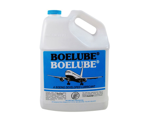 BOELUBE 70104-04 Red (100A) Machining Lubricant Liquid - Gallon Jug