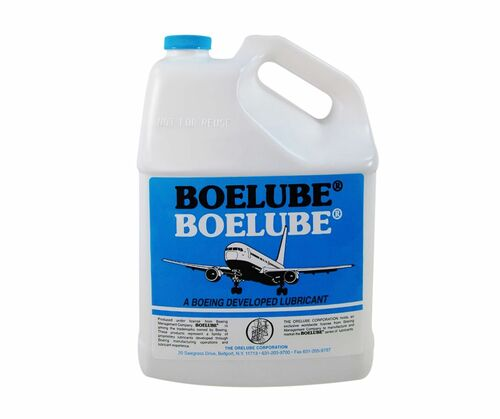 BOELUBE 70104-04 Red (100A) Machining Lubricant Liquid - Gallon Jug