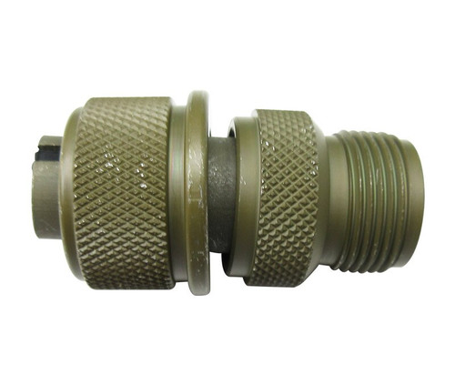 Military Standard MS3106A10SL-3S Connector, Plug, Electrical