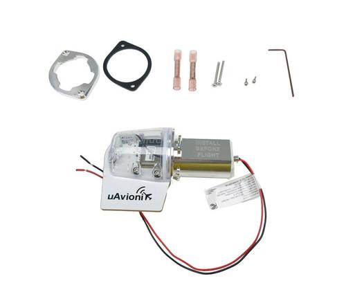 uAvionix UAX-90036-01 tailBeacon-TSO White LED ADS-B Out / WAAS GPS / Encoder / Rear Position Nav Light