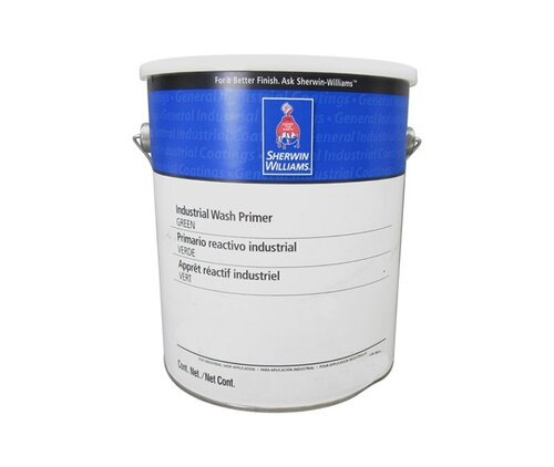 Sherwin-Williams® P60G2 Semi-Transparent Green Industrial Wash Primer - Gallon Can