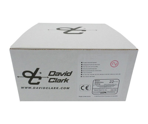David Clark 40918G-11 Adapter Cord Headset Thales