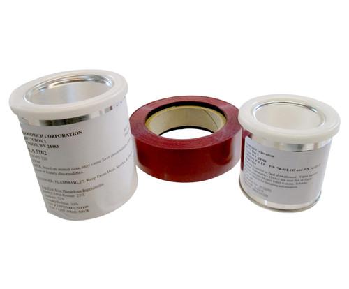 Goodrich 74-451-P THIXON™ P-6-EF Edge Sealer for Black Estane® or Neoprene De-Icers