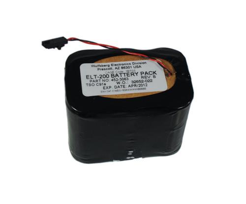 Artex 452-3063 Alkaline ELT Battery for ELT 200 - 2 Year