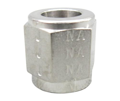 Aeronautical Standard AN818-5J Stainless Steel Nut, Tube Coupling