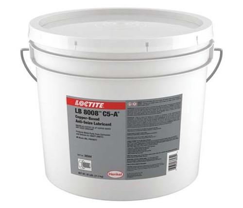 Henkel 38584 LOCTITE® LB 8008™ C5-A® Copper Based Anti-Seize Lubricant - 11.3 Kg (25 lb) Pail