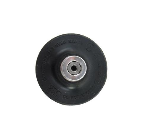 "3M™ 051144-45092 Roloc™ 45092 Black 3"" Internal Disc Pad"