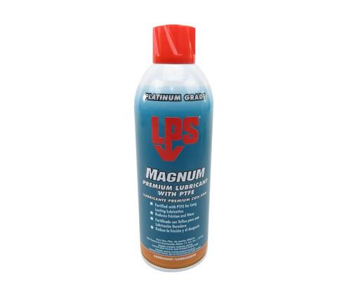 LPS® 00616 Magnum Brown PTFE Teflon™ Premium Lubricant - 11 oz Aerosol Can