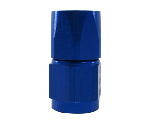 Military Standard MS27404-6D Aluminum Adapter, Straight, Tube to Hose