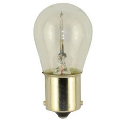 Wamco 2233 S8 28-Volt / 21-Watt BA15s Lamp, Incandescent