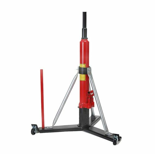 "Alpha Aviation Model#838W Hydraulic 8-Ton (16,000 lb) 26""-55"" Pro-Line Aircraft Wing Jack"
