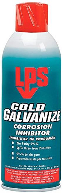LPS® 00516 Cold Galvanize Corrosion Inhibitor - 14 oz Aerosol Can
