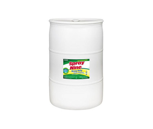 ITW Spray Nine® 26855 Heavy-Duty Cleaner+Degreaser+Disinfectant - 55 Gallon Drum