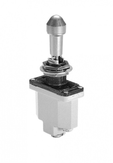 Safran Labinal 8501K16 Two Pole Toggle - Momentary - On - On - On - Momentary