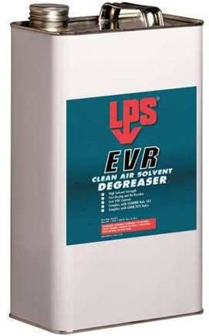 LPS® 05201 EVR Clean Air Solvent Degreaser - Steel Gallon Can