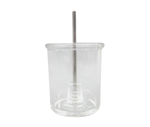 Curtis CCA-39680 Clear Plastic Aircraft Fuel Testing Cup