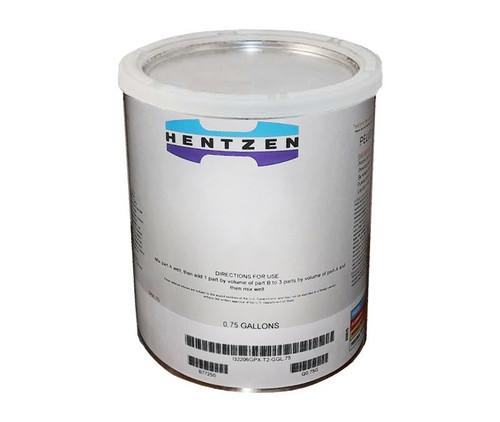 Hentzen 08628KUZ-ULVOC Zenthane® FS#37038 Black MIL-DTL-53039E Type IV Spec (CARC) Single Component 1.0 VOC VOHAPS-Free Polymeric Bead Flattened Top Coat - Gallon Can