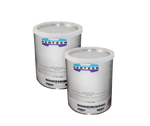 Hentzen Aerospace PG-6-W7 / PH-34 White Polyurethane Topcoat Paint - 2 Gallon Kit