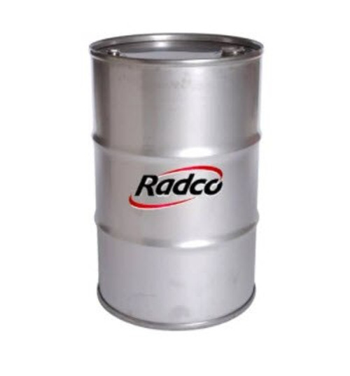 RADCOLUBE® FR282 Red MIL-PRF-83282D(1) Spec Fire-Resistant Synthetic Low Temperature Hydraulic Fluid - 55 Gallon Drum