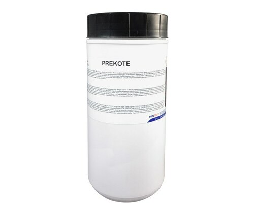 """Pantheon® 065-1081 PreKote® Clear MIL-PRF-32239 Spec Surface Pretreatment & Adhesion Promoter - 50 Wipes (9"""" x 17"""") Canister"""