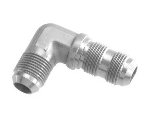 Aerospace Standard AS5195-0402 Stainless Steel 90° Elbow, Tube