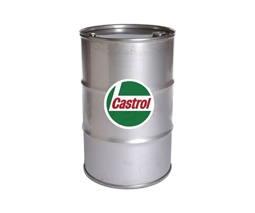 Castrol® Aero™ 35 Yellow BMS 3-32C Type I Spec Petroleum Based ISO 15 Aircraft Landing Gear Shock Strut Fluid - 55 Gallon Steel Drum