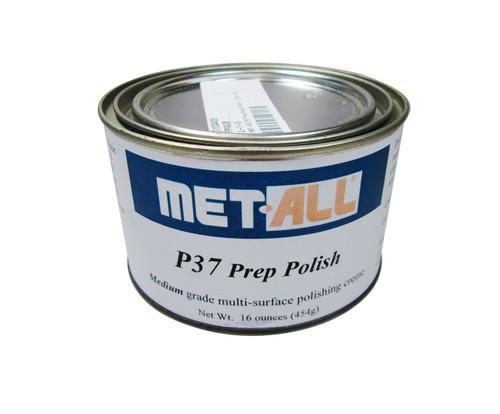 Met-All P37 Prep Polish Polish - 16 oz Can