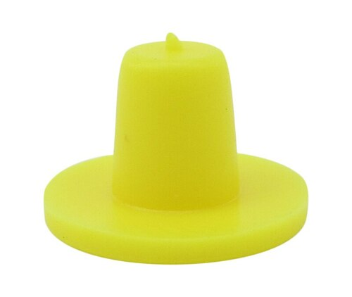 Caplug WW-0X Wide & Thick Flange Plastic Plug/Cap