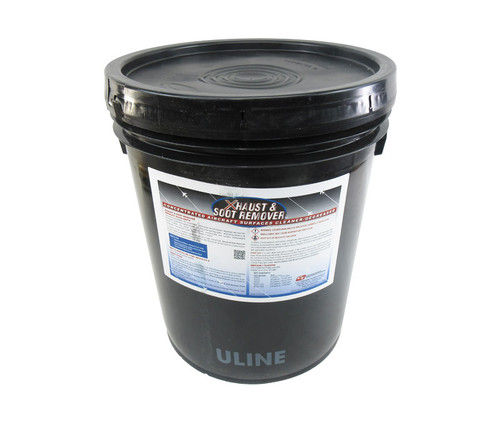 CorrosionX® Xhaust & Soot™ 83005 Concentrated Aircraft Surfaces Cleaner/Degreaser - 5 Gallon Pail