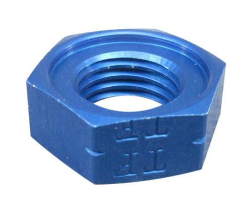Aeronautical Standard AN6289D4 Aluminum Locknut, Tube Fitting