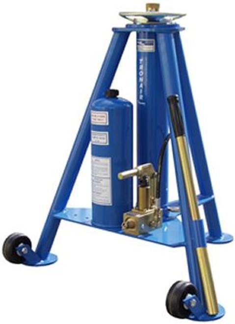 Tronair® 02-7827C0110 Blue Hydraulic Nose Jack (5 ton/4.5 metric ton) (CE)