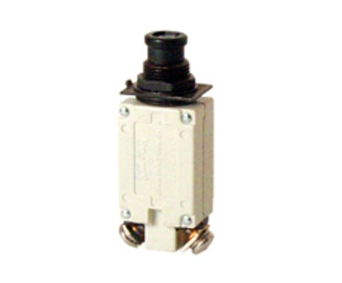 KLIXON® 7277-2-2 Circuit Breaker - 2 AMP
