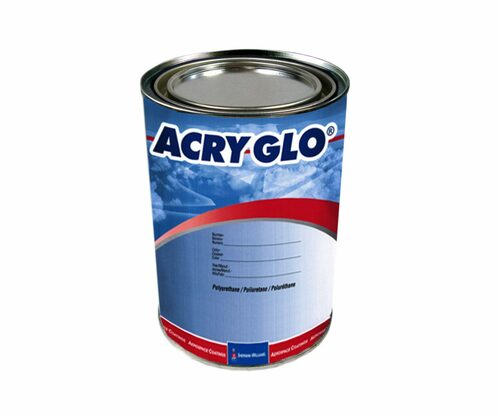 Sherwin-Williams® CM0830100 ACRY GLO® Matterhorn White High-Solids Acrylic Urethane Paint - Gallon Can