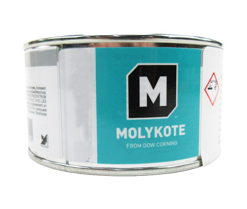 Dupont™ 4045299 MOLYKOTE® G-Rapid Plus Black Solid Lubricant Paste - 250 Gram Can