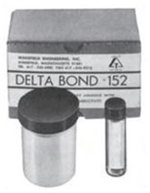 Wakefield Deltabond 152-KA-NC Thermal Bonding Adhesive - 7 oz Kit