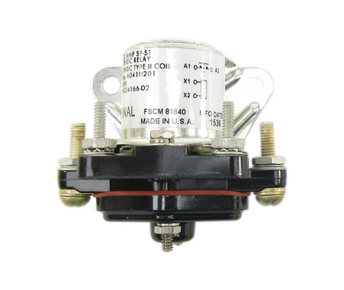 Military Standard MS24166-D2 Relay, Electromagnetic