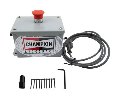 Champion Aerospace Model 2600A Spark Plug Vibrator Cleaner