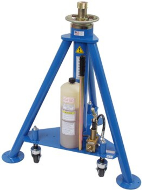 Tronair® 02-1040C0111 Blue Hydraulic Aft Fuselage Jack (10 ton/9 metric ton) (CE)