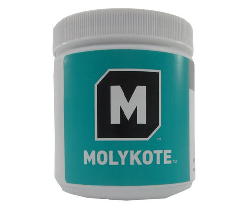 Dupont™ 3140032 MOLYKOTE® G-N Gray-Black Metal Assembly Paste - 500 Gram Jar