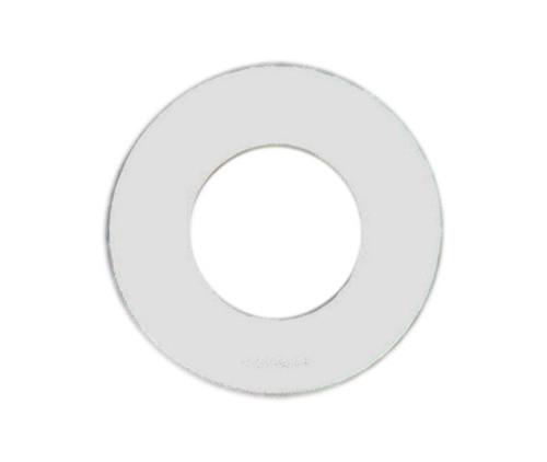 Paco Plastics PE7000-1 White Circuit Breaker Button Cap